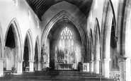 Ormskirk, The Catholic Church Interior 1895