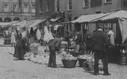 Ormskirk, The Market 1894