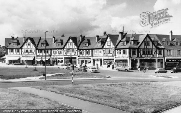 Orpington, Crescent Way c.1960