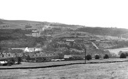 Oughtibridge, looking towards Grenoside c1955