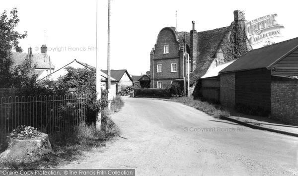 Photo of Over, Fen Lane c.1965