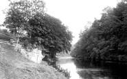 Over Haddon, Lathkill Dale 1914