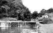 Over Haddon, Lathkill Dale c.1960