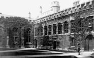 Oxford, Balliol College 1890