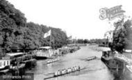 Oxford, Eights 1906