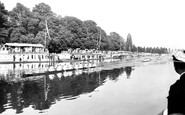Oxford, Eights 1922