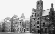 Oxford, Keble College 1890