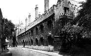 Oxford, Lincoln College 1906