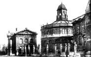 Oxford, Sheldonian Theatre 1890