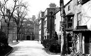 Oxford, Somerville College 1907