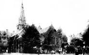 Oxford, St Aldate's Church 1890