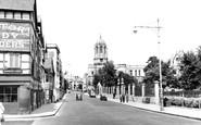 Oxford, St Aldates c.1950
