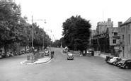 Oxford, St Giles c.1950