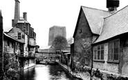 Oxford, The Castle 1912