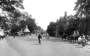 Oxford, The Plain 1922