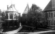 Oxford, Union Club 1890