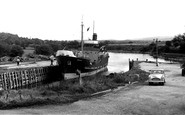 Palnackie, The Harbour c.1960