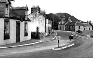 Palnackie, The Village c.1960