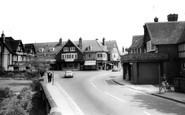 Pangbourne, The Square c.1960