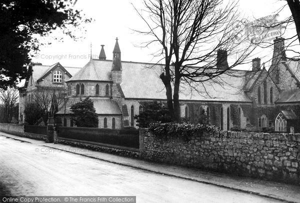 Pantasaph, St Clare's Convent c.1940