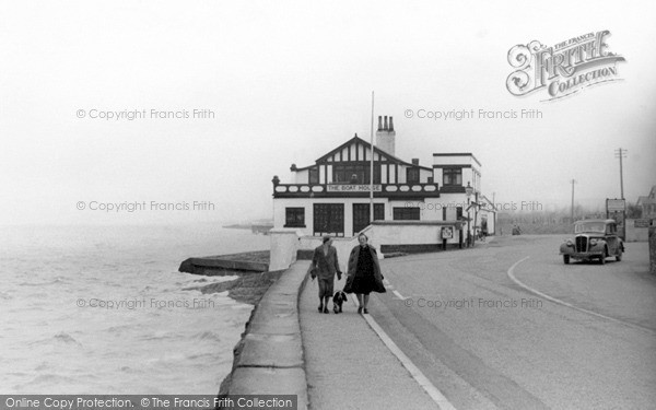 Parkgate, The Boat House c.1939