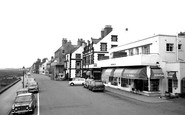 Parkgate, the Parade 1965