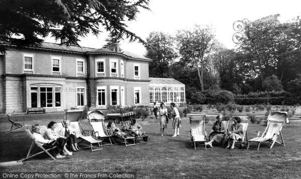 Pease Pottage, Woodhurst Hospital c.1955 - Francis Frith