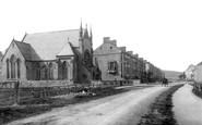 Pensarn, Village Street 1890