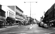 Peterborough, Bridge Street c1965