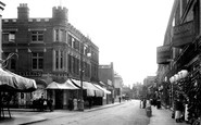 Peterborough, Cowgate 1904