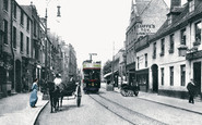 Peterborough, Westgate 1904