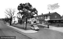 Peterlee, Edenhill Road c1960
