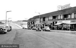 Peterlee, Yoden Way c1965