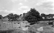 Pickmere, the Lake c1955