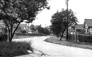 Pitsea, Brackendale Avenue c.1955