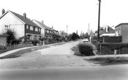 Pitsea, Burns Avenue c.1965