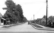 Pitsea, Crest Avenue c.1955