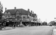 Pitsea, London Road c.1955