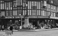 Pitsea, Mence Smith Stores c.1955