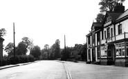 Pitsea, Pitsea Road c.1955