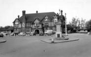 Pitsea, Railway Hotel c.1960