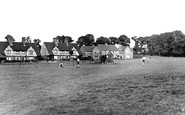 Pitsea, Recreation Ground c.1955