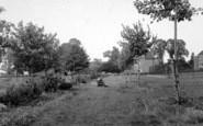 Pitsea, Recreation Ground c.1955