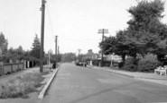 Pitsea, Rectory Road c.1955