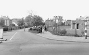 Pitsea, Rectory Road c.1955
