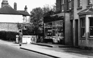 Pitsea, S C Jones, Newsagent c.1960