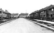 Pitsea, St Mary's Crescent c.1955
