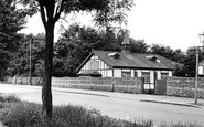 Pitsea, St Michael's Church Hall c.1955