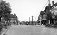 Pitsea, The Broadway c.1955