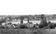 Pitsea, View From Church c.1955